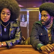 'BlacKkKlansman' is director Spike Lee's most potent comment on U.S. race relations since 'Do the Right Thing'