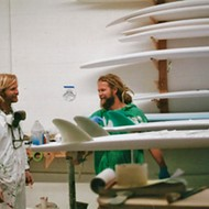 Brother-run Nautilus Surf Shop offers traditional boards and community events in Morro Bay