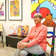 Longtime Paso Robles artist Laure Carlisle opens downtown gallery