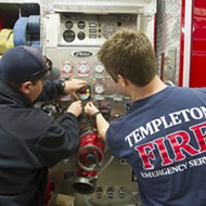 Templeton CSD seeks special election for fire tax