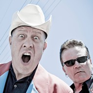 Godfather of modern psychobilly, Reverend Horton Heat, plays the Fremont Theater on Jan. 24