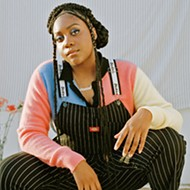 Rap-poetess Noname plays the Fremont Theater Feb. 20