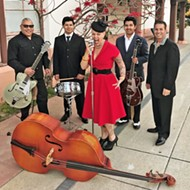 MarciJean and the Belmont Kings bring their swinging sounds to Madonna Inn May 6
