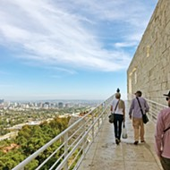 Art and comedy: The Groundlings and The Getty are two worthwhile Los Angeles destinations