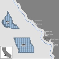 Offshore wind lease sales will begin in 2020, and Morro Bay is still listed as an area of interest.