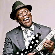 Blues guitar legend Buddy Guy plays the Avila Beach Golf Resort on Aug. 9