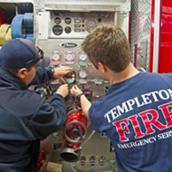 Unofficial results show Templeton will save its fire services