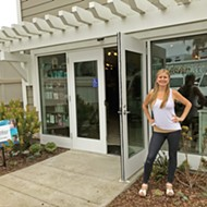Longtime SLO County local opens upscale but affordable hair salon in downtown Pismo Beach