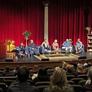 Central Coast Writers Conference celebrated its 35th year of bringing writers from across the globe together in SLO