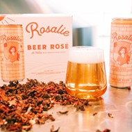 Firestone Walker blends the best of both worlds in one can with Rosalie Beer Rosé