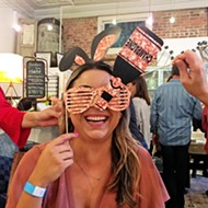 <b><i>New Times</i></b>' staff sips and saunters around downtown SLO on Sept. 27
