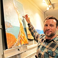 Local artist's exhibit at Dune Central Coast evokes familiar SLO County images presented in an abstract, original way