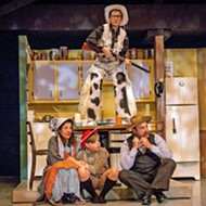 Heart-warming and thought-provoking, SLO Rep's <b><i>A Christmas Story</i></b> returns for its sixth annual show