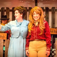 Greta Kleckner, Suzy Newman shine light on transcendent friendship in SLO Rep's <b><i>Always...Patsy Cline</i></b>