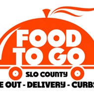 Food to go in SLO County