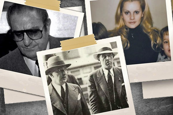 PULLING THE STRINGS Fear City, Netflix's new three-part documentary about the mob in 1970s New York, shows how methodical police work, wiretapping, and surveillance generated the evidence needed to bring down the five families. - PHOTO COURTESY OF BRILLSTEIN ENTERTAINMENT PARTNERS