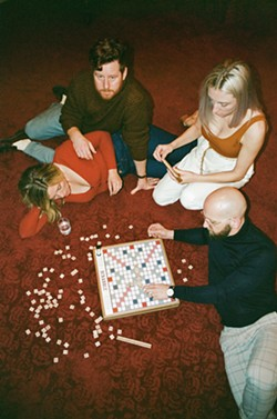 """AMERICAN ABBA Local pop act Fialta, featuring two married couples like Swedish pop icons ABBA, just released an amazing new single, """"Modern Hero,"""" available on most streaming services. - PHOTO COURTESY OF FIALTA"""