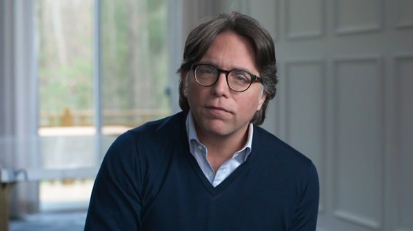 REIGN OF TERROR The Vow is an inside look at recently convicted Keith Raniere's (pictured) business-turned-cult that left members destitute, branded, and forced into sexual slavery. This HBO series chronicles retellings by Raniere's victims as well as outlining the rise and fall of this cult that hid behind self-growth. - PHOTO COURTESY OF THE OTHRS AND HBO