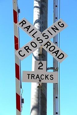 ALL ABOARD On Sept. 30, the San Luis Obispo Council of Governments (SLOCOG) and the Coast Rail Coordinating Council (CRCC) are hosting a virtual meeting on the Coast Rail Corridor Study. - FILE PHOTO BY DYLAN HONEA-BAUMANN