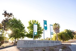 TESTING Cal Poly Campus Health and Wellbeing started providing on-site testing to students on July 8, and since then, 4,385 students have been tested for COVID-19, according to data collected by the university. Twenty-one students living on campus have tested positive since then, along with 98 students living off campus. - FILE PHOTO