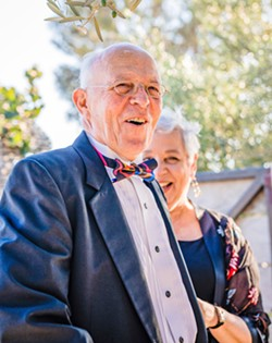 NOT FORGOTTEN Philip and Joanne Ruggles are shown at their surprise 50th wedding anniversary party in August 2018. - FILE PHOTO COURTESY OF BLAKE ANDREWS