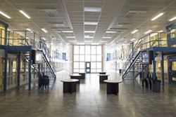JAIL PLAN SLO County outlined a three-year plan to reduce the number of incarcerated individuals with mental illnesses. - FILE PHOTO BY JAYSON MELLOM