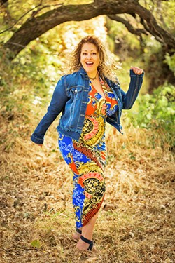 """'WORLD WIDE HEALING' Cal Poly journalism grad Amytra will release her debut single, """"World Wide Healing,"""" on Nov. 26, Thanksgiving Day, and perform it live on your Facebook page at 11 a.m. - PHOTO COURTESY OF AMYTRA"""