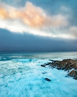 """APPROACHING EVENING FOG Terry Garvin uses """"whatever I have available. Currently I am shooting with mirrorless m4/3 equipment and occasionally with my smartphone."""" - COURTESY PHOTO BY TERRY GARVIN"""