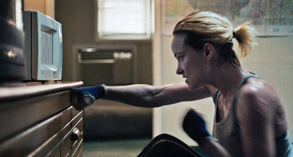 DETERMINED Sadie (Olivia Wilde), a former victim of domestic abuse, dedicates her life to helping others escape the kind of violence she experienced, in A Vigilante, streaming on Amazon Prime. - PHOTO COURTESY OF BADLANDS ENTERTAINMENT
