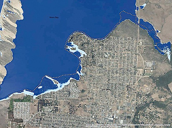 NEW PLANS San Luis Obispo County approved a new plan for development in Los Osos on Dec. 15 for the first time in decades. - IMAGE COURTESY OF THE U.S. DEPARTMENT OF FISH AND WILDLIFE