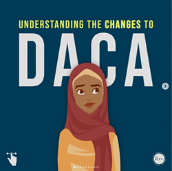 OPEN AGAIN Due to a court-mandated reversal of DACA policies, the U.S. Citizenship and Immigration Services is once again accepting renewals and first-time applications for DACA. - IMAGE COURTESY OF CAL POLY DREAM CENTER INSTAGRAM