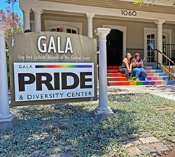 DISCUSSIONS The Gala Pride and Diversity Center is slated to have a private meeting with SLO County District Attorney Dan Dow in February to how his religious views affect his actions as the district attorney. - FILE PHOTO BY KAREN GARCIA