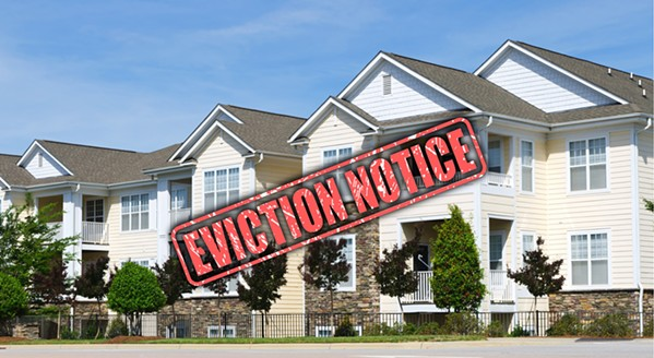 EVICTION PREVENTION A new state program is set to make more than $17 million in rent assistance available to SLO County tenants and landlords in March. - FILE PHOTO