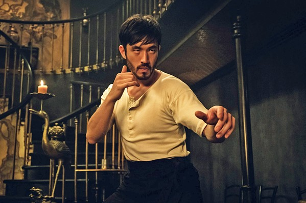 DEADLY Ah Sahm (Andrew Koji), a gifted martial artist, immigrates to San Francisco and becomes a hatchet man for a criminal tong, in Warrior, which is currently screening on HBO Max. - PHOTO COURTESY OF BRUCE LEE ENTERTAINMENT
