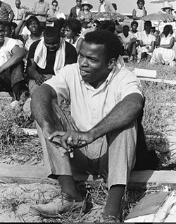 AMERICAN HISTORY SNCC, a film by photographer Danny Lyon screening on April 24, features Lyon's iconic photos of Student Non-Violent Coordinating Committee (SNCC) activists in the 1960s, including John Lewis. - PHOTO COURTESY OF DANNY LYONS AND BLEAK BEAUTY FILMS
