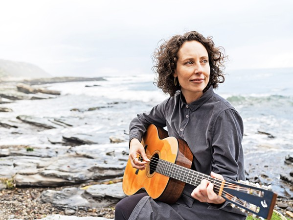 SIREN SOUNDS Ynana Rose will bring her folk and country sounds to Tooth & Nail Winery on May 16. - COURTESY PHOTO BY BARRY GOYETTE