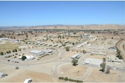 NOT HOUSED The U.S. Department of Health and Human Services has decided that Camp Roberts will not be used to temporarily house unaccompanied migrant children. - PHOTO COURTESY OF CAL GUARD MILITARY DEPARTMENT