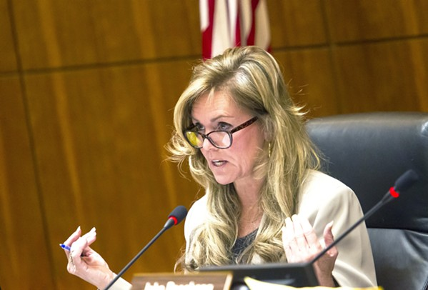 DISTRICT 4 Some community members believe the formation of a new advisory council in Oceano is an attempt by 4th District Supervisor Lynn Compton's to defund the community's original council. - FILE PHOTO BY JAYSON MELLOM