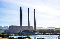 REIMAGINING POWER A new agreement between the city of Morro Bay and Vistra gives both entities and the community the opportunity to change the future of the Morro Bay Power Plant site. - IMAGE COURTESY OF VISTRA