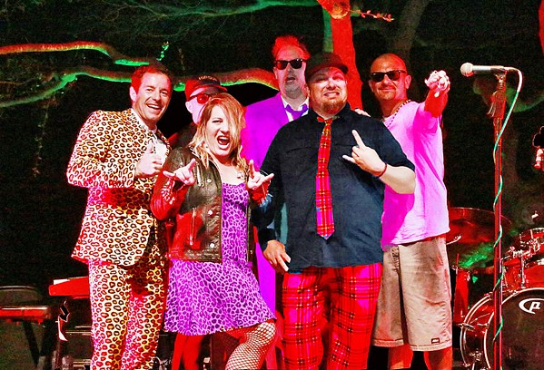 '80S QUEEN The Molly Ringwald Projects brings its '80s pop hits revival to The Siren on July 3. - PHOTO COURTESY OF THE MOLLY RINGWALD PROJECT