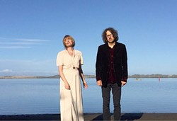 """SUMMER Ethereal folk duo To Wake You just released a gorgeous new single, """"Summer (She Can Do What She Wants),"""" which personifies everybody's favorite season. - PHOTO COURTESY OF TO WAKE YOU"""