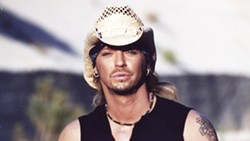 TAKE YOUR POISON Certified rock star Bret Michaels, frontman for Poison, opens the Bud Light Seltzer Concert Series at the California Mid-State Fair on July 21. - PHOTO COURTESY OF BRET MICHAELS