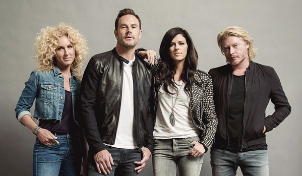 GO TO TOWN The Mid-State Fair continues with Little Big Town on July 30 in the Chumash Grandstand. - PHOTO COURTESY OF LITTLE BIG TOWN