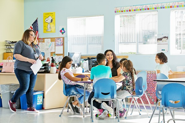 EASY ACCESS The Camino Scholars program makes homework help accessible with program sites located on People's Self-Help Housing properties across the Central Coast. - PHOTO COURTESY OF PEOPLE'S SELF HELP HOUSING