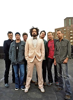 BUTTER UP The Counting Crows stop by Vina Robles on their Butter Miracle Tour on Saturday, Sept. 4. - PHOTO COURTESY OF COUNTING CROWS