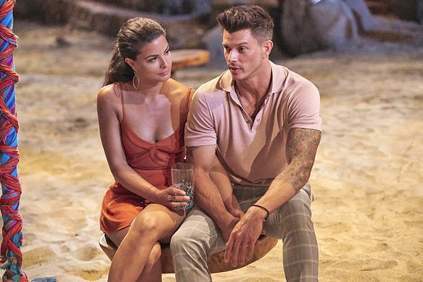 PARADISE LOST Bachelor in Paradise offers a fantastic escape for those of us who just want to zone out while watching sexy, sandy model-esque people try to find love on a Mexican beach. - PHOTO COURTESY OF ABC