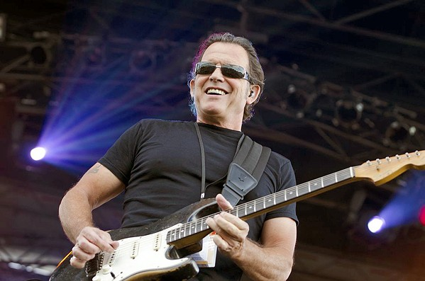 BLUESMAN The Fremont Theater hosts the bluesy soul of Tommy Castro & The Painkillers on Sept. 10. - PHOTO COURTESY OF TOMMY CASTRO