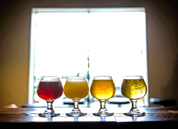 Central Coast Brewing - FILE PHOTO BY JAYSON MELLOM