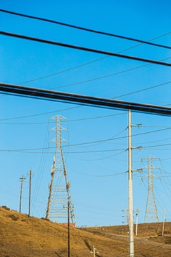 OUTAGES PG&E offered an explanation for its recent spree of North County power outages on Sept. 14. - FILE PHOTO BY JAYSON MELLOM