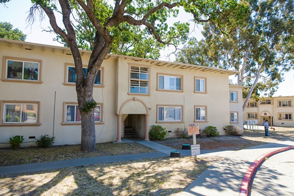 NECESSARY UPGRADE In 2020, the Koto Group and Doug Wetton Properties refurbished the Grand View Apartments in the city of Paso Robles to provide better facilities to tenants. - FILE PHOTO BY JAYSON MELLOM